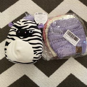 NWT Toddler Girl Hat Bundle